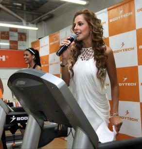 Reinas en elección de Figura BodyTech 2011Reinas en elección de Figura BodyTech