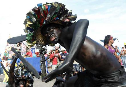 Desfile de la Independencia de Cartagena 2011