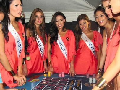 Candidatas Cartagena 2011