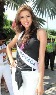 Señorita Boyacá