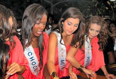 Candidatas Colombia 2011