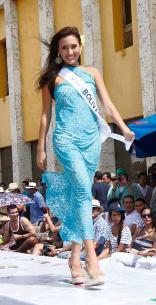 Señorita Bolívar, Rossana Fortich