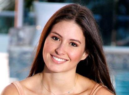 Taliana Vargas, la imagen de El Universal en el Concurso Nacional de Belleza - L