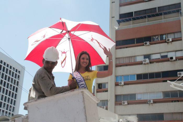 Daniella Álvarez, Señorita Colombia