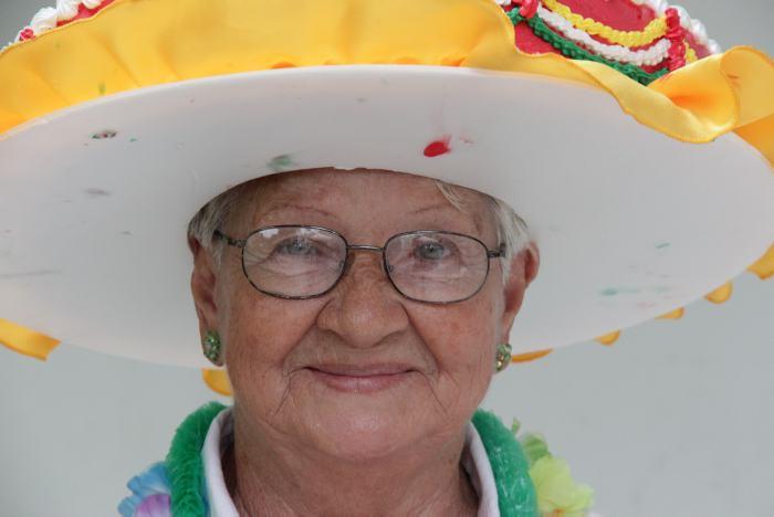 Fiestas de disfraces para adultos mayores
