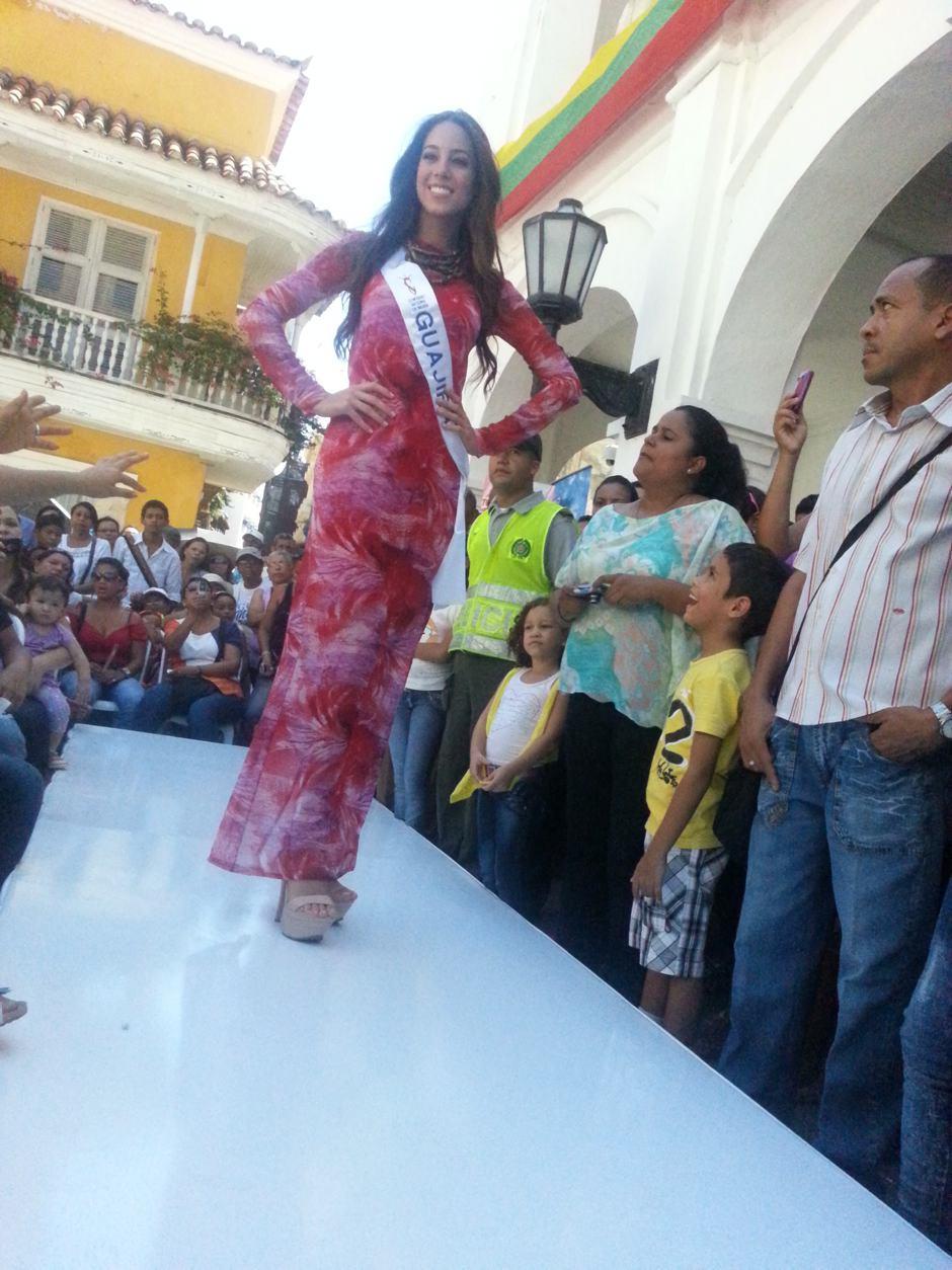 aspirantes a señorita colombia en cartagena 2012