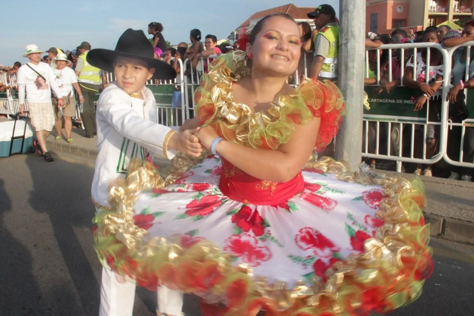 Batalla de Flores- Concurso Nacional de Belleza