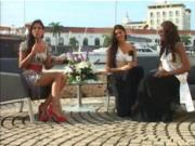 Video chat con Chocó y Cesar