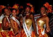 Noche de Candela Reinado de la Independencia 2012