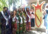 OFRENDA FLORAL CONCURSO NACIONAL DE BELLEZA 2012
