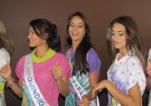 CANDIDATAS AL CONCURSO NACIONAL DE BELLEZA 2012 EN LA UNIVERSIDAD TECNOLOGICA