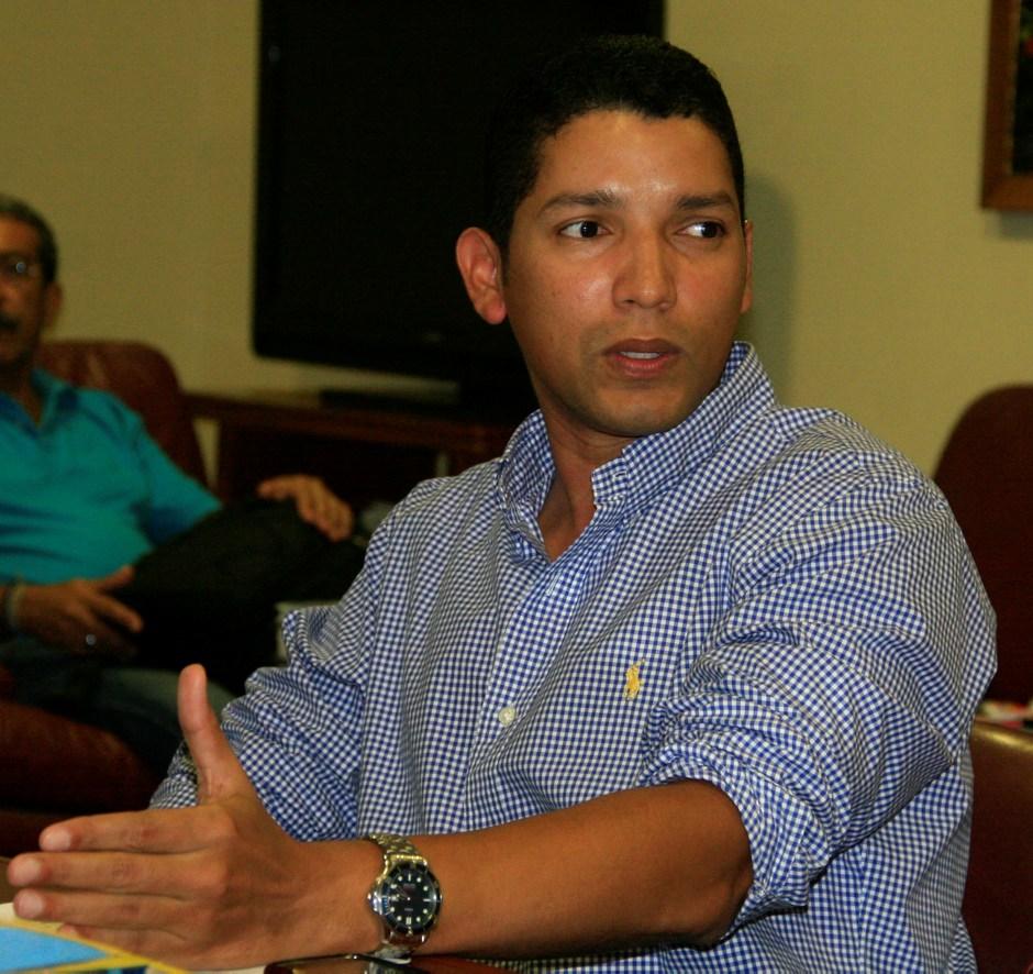 José López Amaris, gerente de Transcaribe.