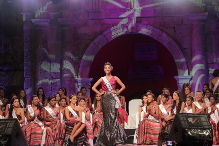Concurso Nacional de la Belleza.
