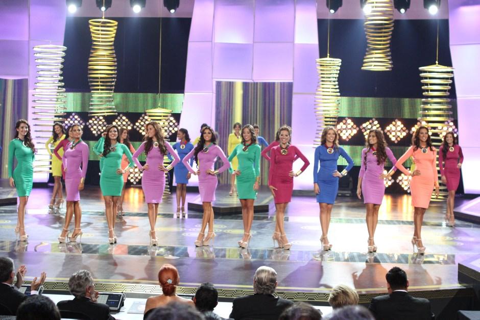 Las 10 mujeres más bellas de Colombia quedaron conformadas por las representante