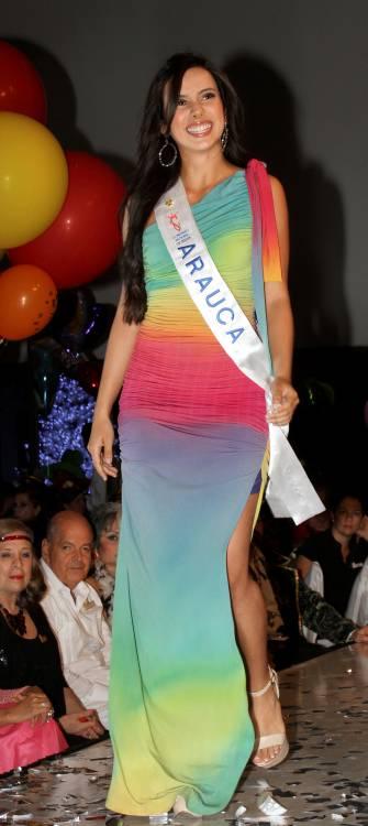Señorita Arauca, Natalia Fonseca Tavera