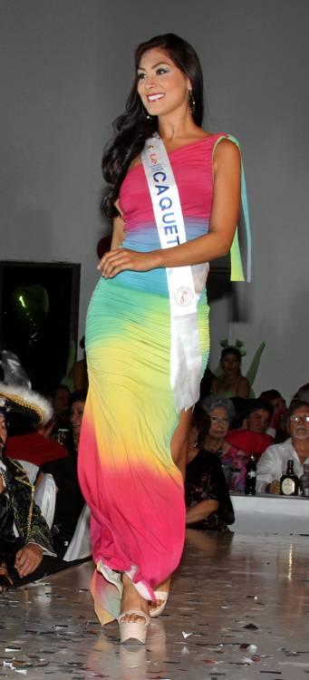 Señorita Caquetá, Yeny Andrea Gonzalez
