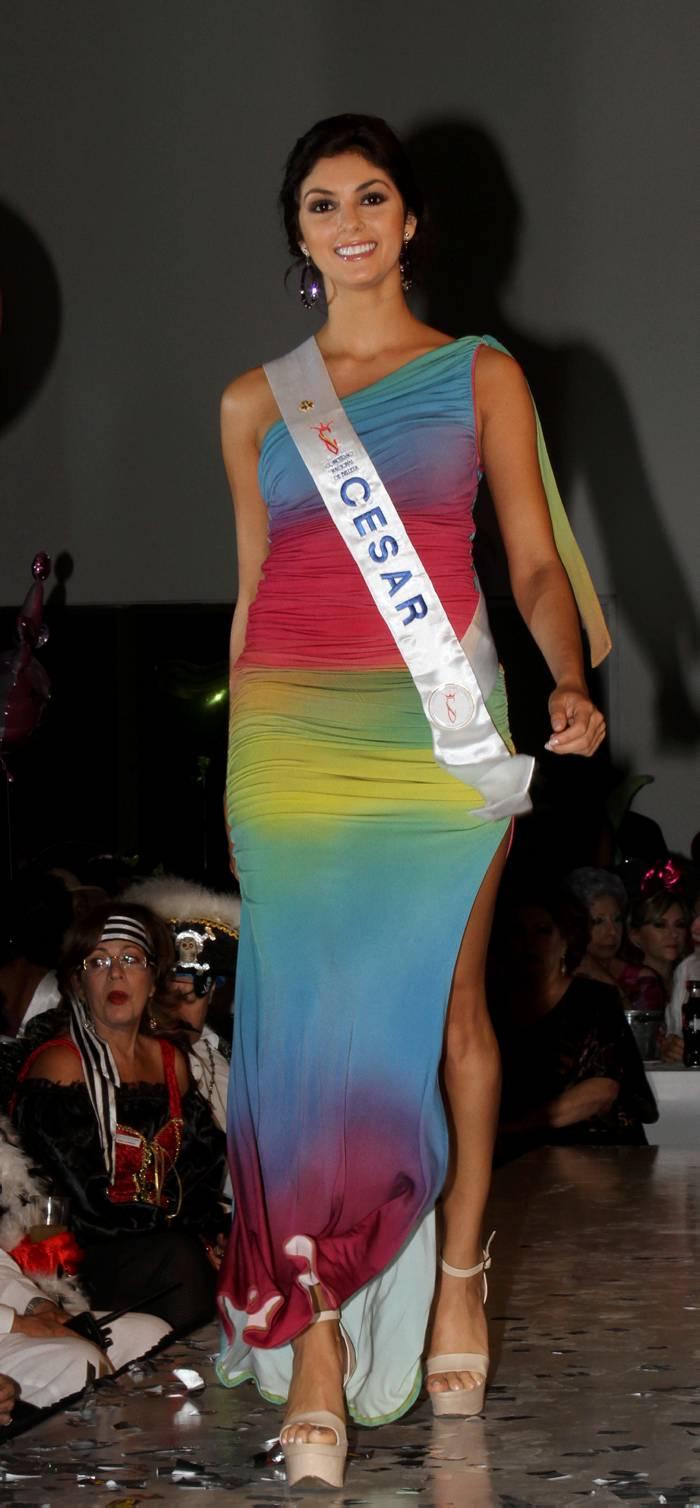 Señorita Cesar, Stefany Giraldo Pino