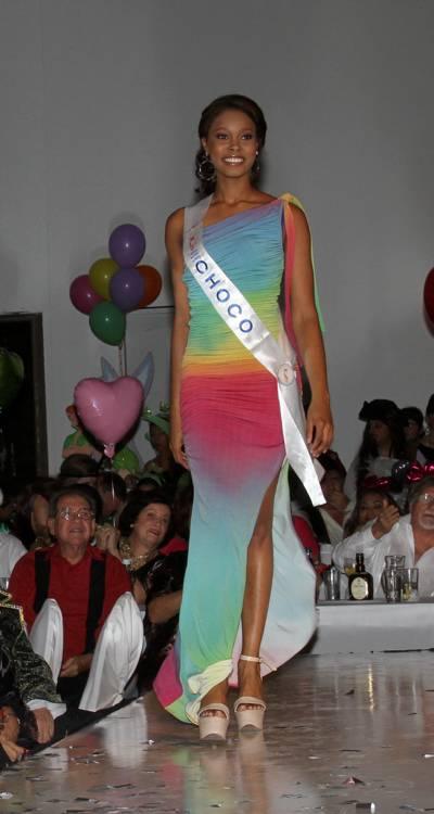 Señorita Chocó, Yohana Asprilla