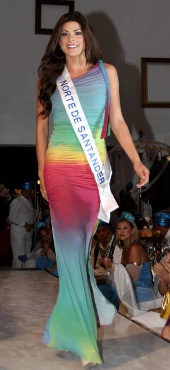 Señorita Norte de Santander, Marisela Arévalo