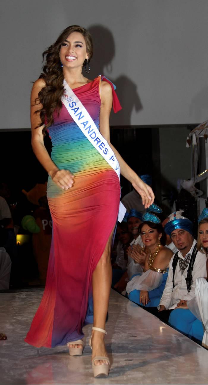 Señorita San Andrés P. Y S.C, Laura Archbold