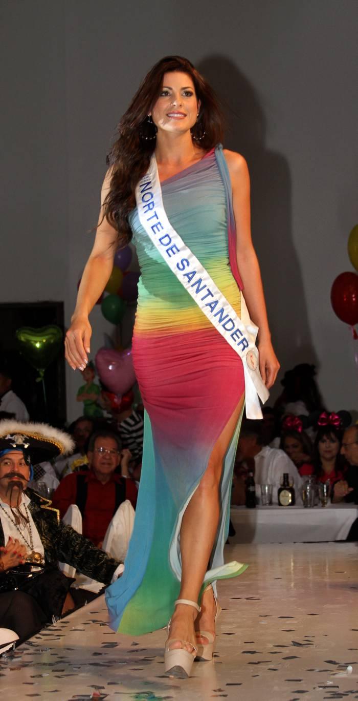 Señorita Santander, Paola Andrea Trujillo Ramírez
