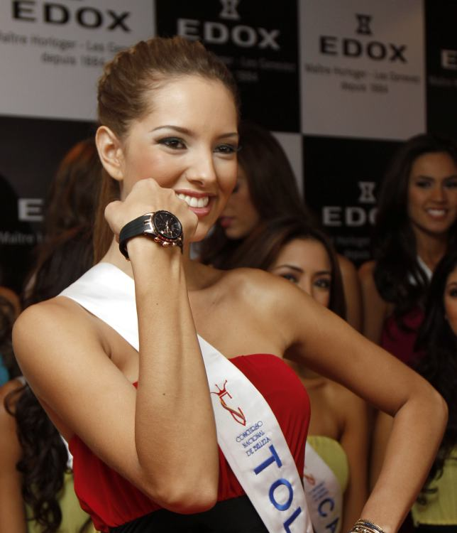 Señorita Tolima, Karol Ximena Quintero