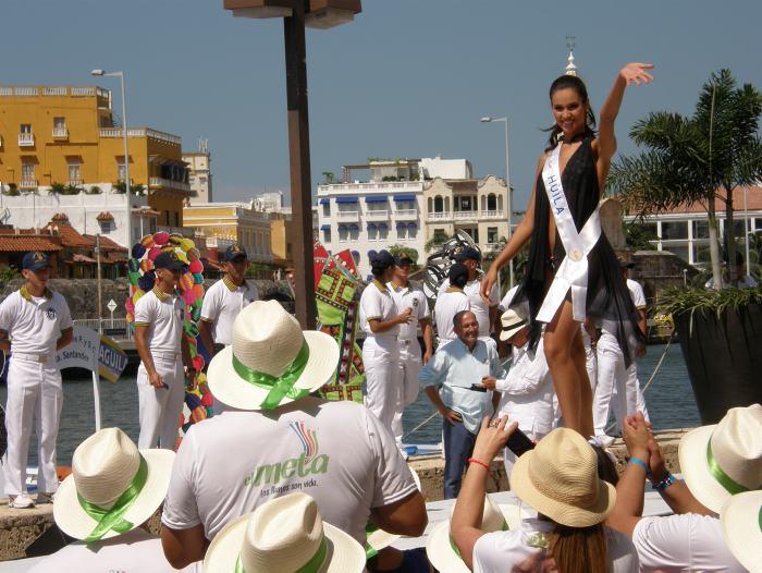 Lorena Hermida Aguilar, señorita Huila