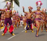 Desfile Folclórico de la Independencia