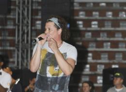 El cantante samario Carlos Vives.