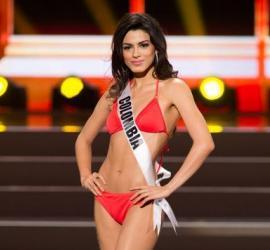 Lucía Aldana Roldán, Señorita Colombia miss universo