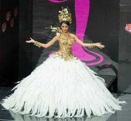Brenda Gonzalez, de Argentina.