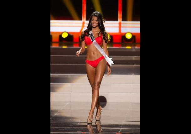 Miss Brasil.