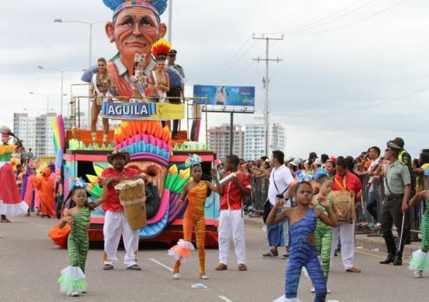 Desfile Folclórico de Independencia