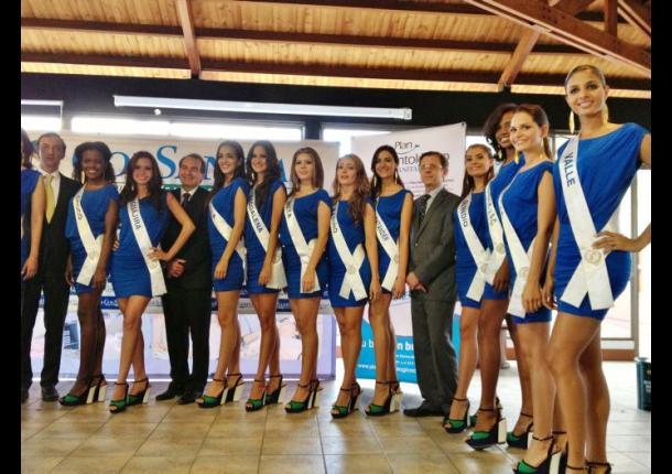 Concurso Nacional de Belleza, Reinas de Colombia