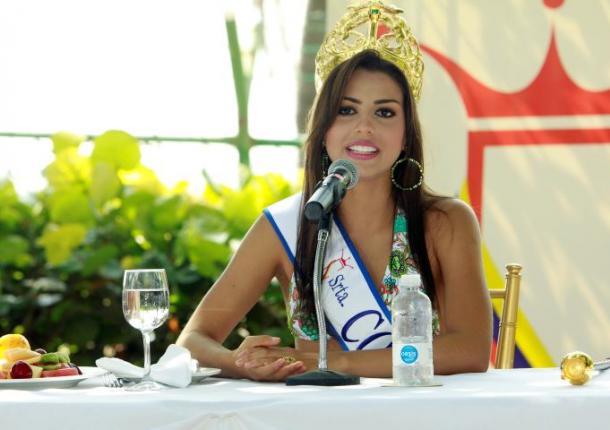 reina de colombia
