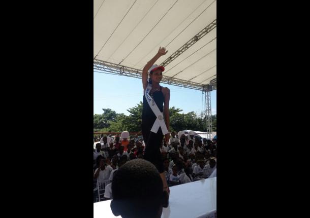 Palenque conoce a las candidatas a Señorita Colombia.