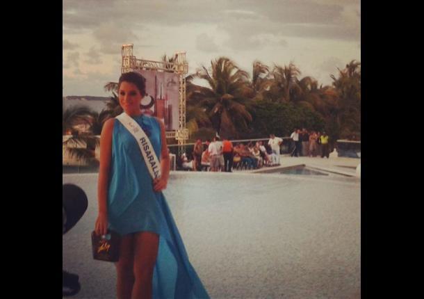 La señorita Risaralda fue escogida en el evento Rostro Jolie de Vogue que se realizó la tarde de este martes.
