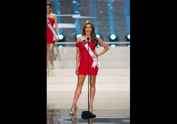 Miss Estados Unidos.