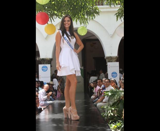 Señorita Antioquia - Carolina Crovo
