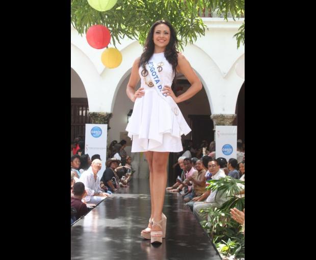 Señorita Bogotá D.C® - Jennyfer Uscátegui Galindo