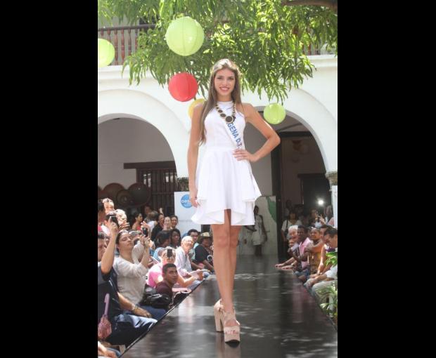 Señorita Cartagena - Juliana Dahl Vélez