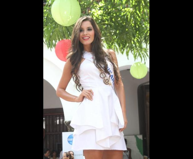 Señorita Risaralda® - María Alajendra López Pérez