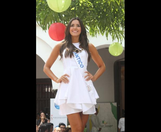 Señorita Atlántico - Paulina Vega