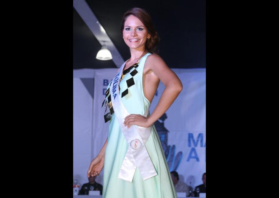 Señorita Tolima, Sandra Arias.