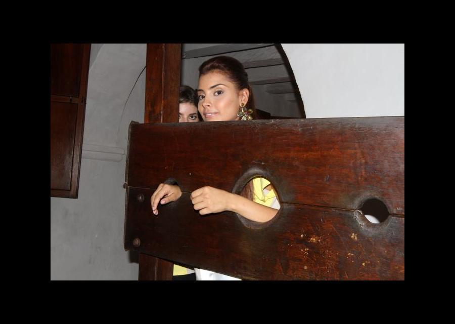 Reinas en el Palacio de la Inquisición