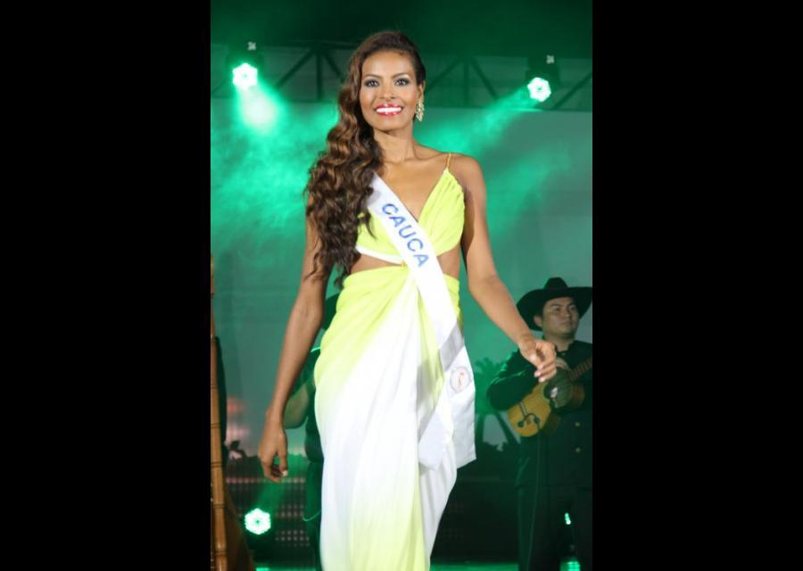 Señorita Cauca Cíndy Viviana Clavijo Chamorro
