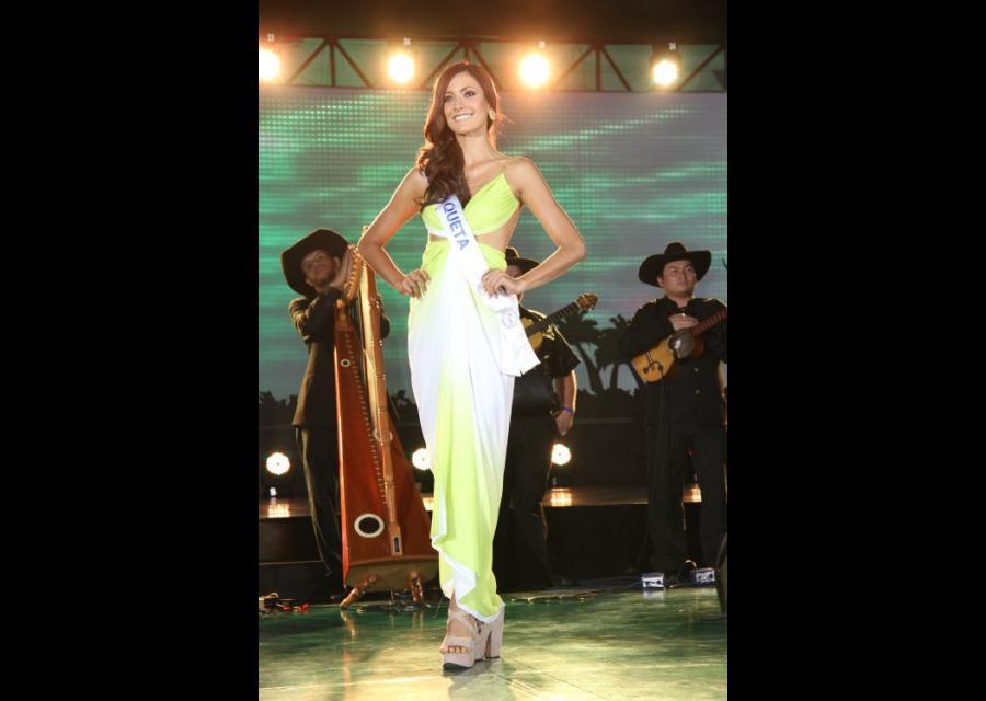 Señorita Caquetá, Laura Torres Londoño