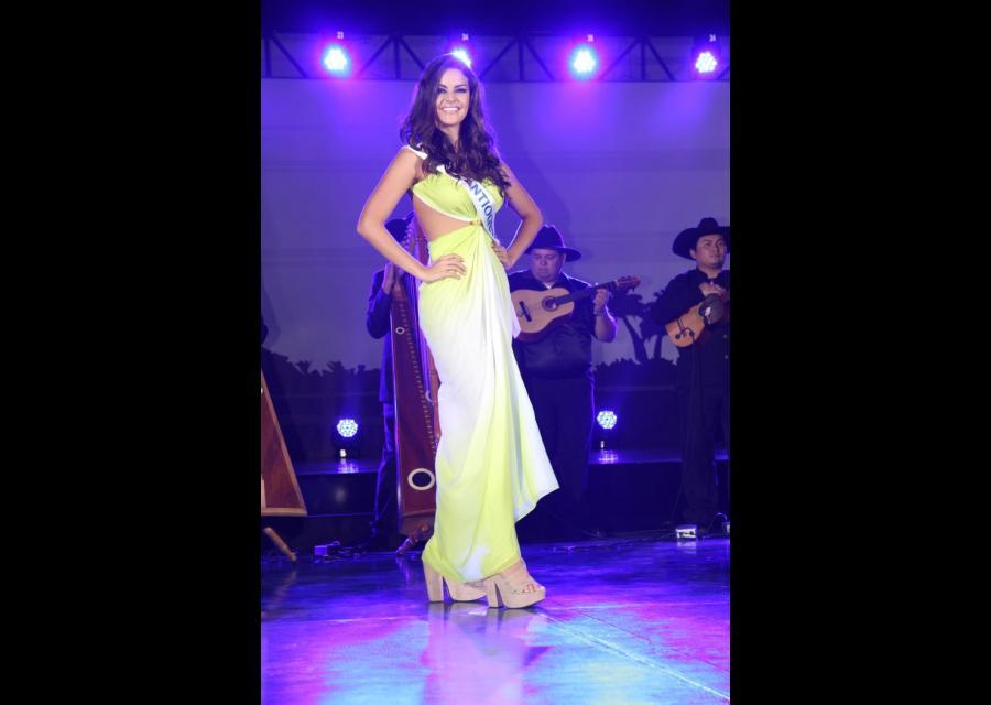 Señorita Antioquia Carolina Crovo Sierra