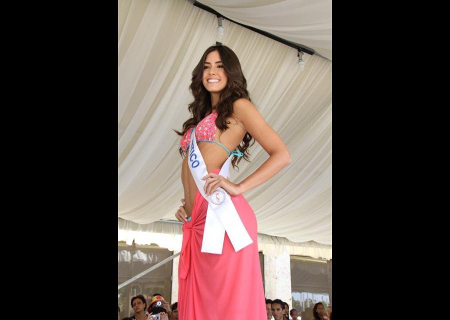 Señorita Atlántico Paulina Vega Dieppa