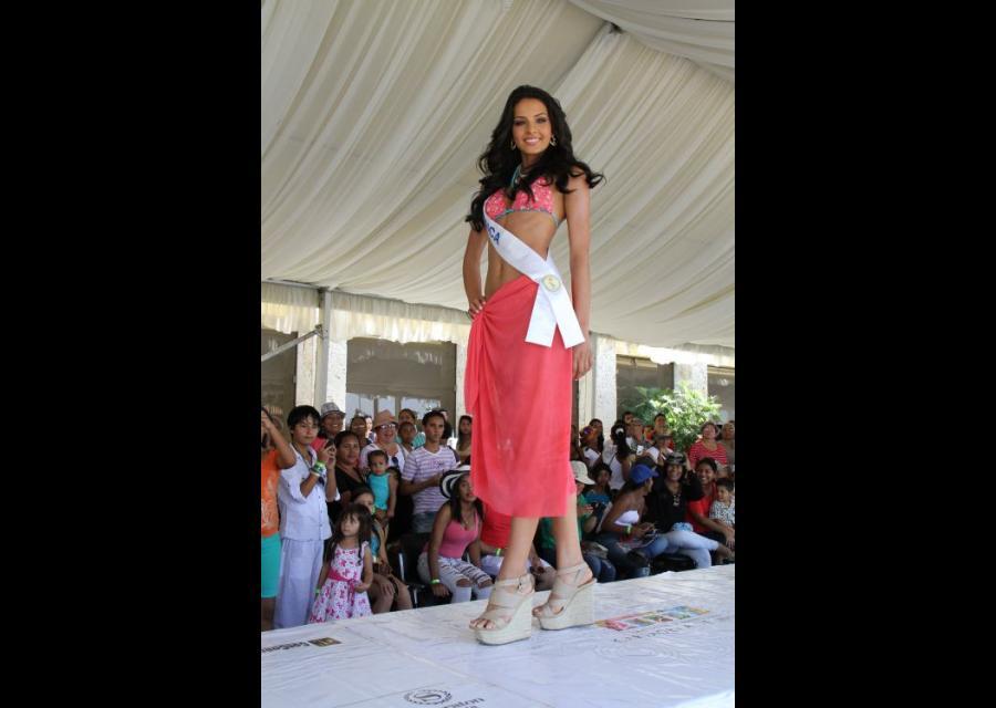 Señorita Arauca Paola Ruiz Quiroga